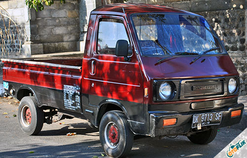 Suzuki Carry ST20 Pick Up (1980)