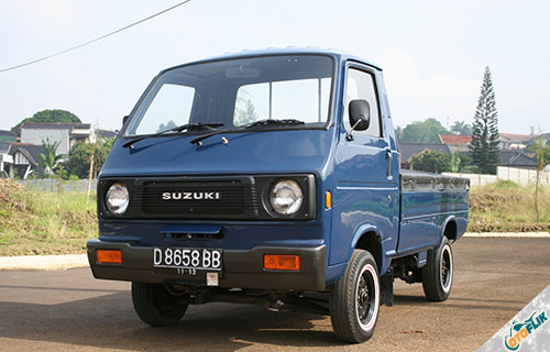 Suzuki Carry ST20 Pick Up (1983)