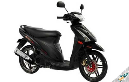 Suzuki Spin SR 2008