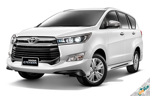 Toyota All New Kijang Innova Reborn