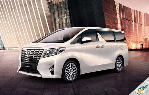 Toyota All New Velfire