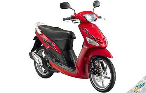 Yamaha Mio Sporty CW 2009
