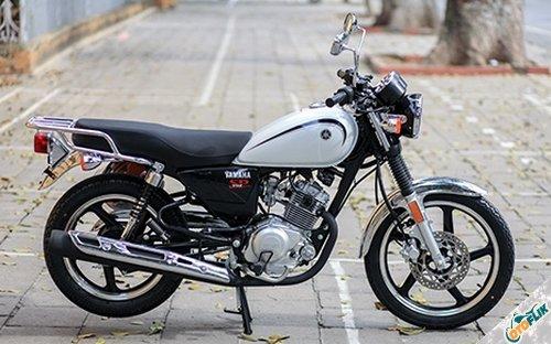 Yamaha YB125 SP