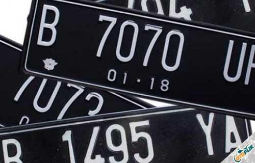 Cara Melacak Plat Nomor Motor