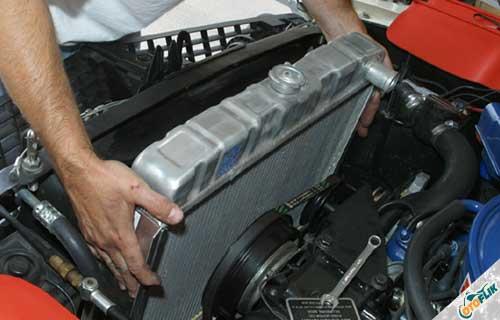 Cara dan Langkah Merawat Radiator Mobil