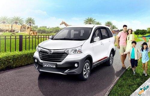 Daihatsu Grand Xenia 2019