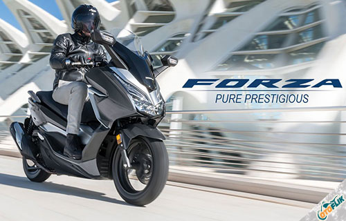 Empat Model Motor Terbaru Honda Dengan Performa Tangguh