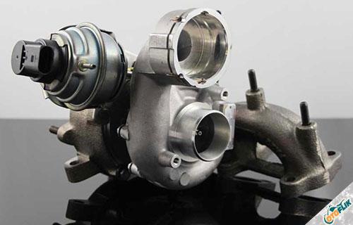 Fungsi Turbocharger dan Manfaat pada Mesin Diesel