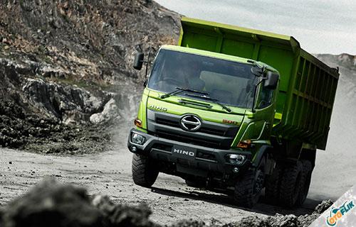 Harga Hino Dump Truck Terbaru dan Berkualitas