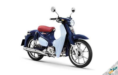 HargaMotor Honda Terbaru 2021
