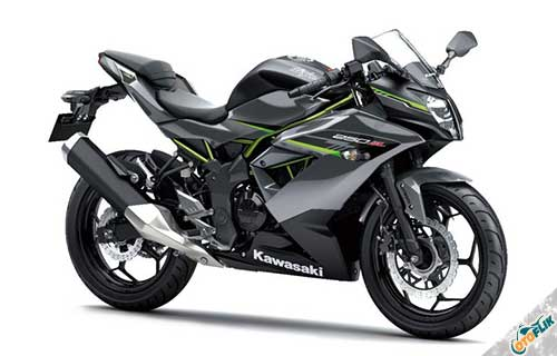 Harga Motor KawasakiTerbaru 2020