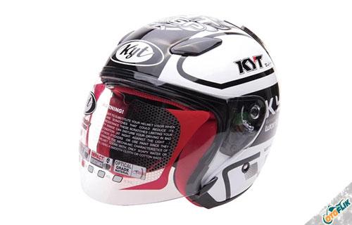 Helm Half Face Terbaik Harga Termurah dan Keren