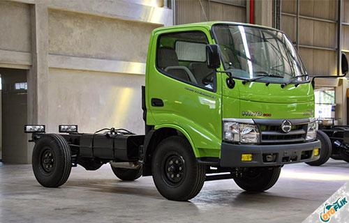 Hino Dump Truck Dutro 110 HD PS
