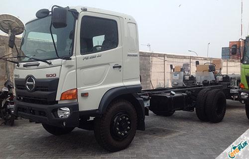 Hino Dump Truck New Ranger FG 245 JJ (4X2) C/R