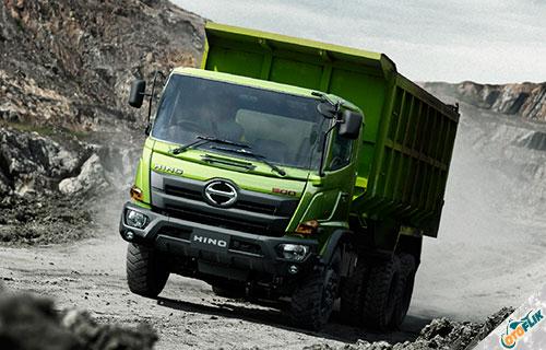 Hino Dump Truck New RangerFM 260 JD (6X4) Mining New