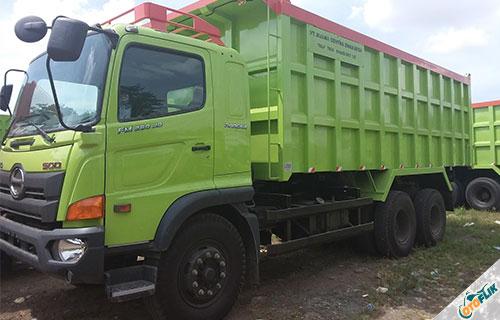 Hino Dump Truck New Ranger FM 260 JD (6X4) New