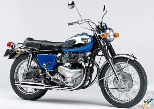 Kawasaki Meguro K2