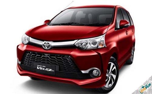 Toyota Avanza Veloz 2019