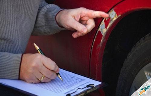 Dokumen Yang Dibutuhkan Untuk Klaim Mobil Lecet