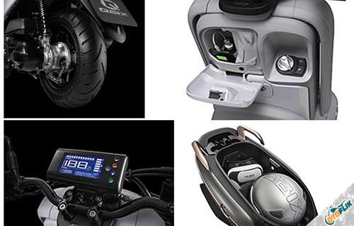 Fitur Canggih Yamaha QBix