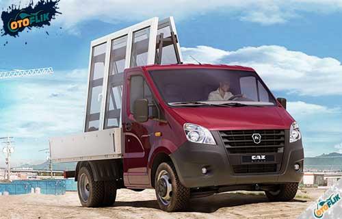 Gaz Commercial Vehicles