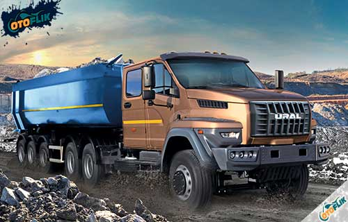 Gaz Trucks
