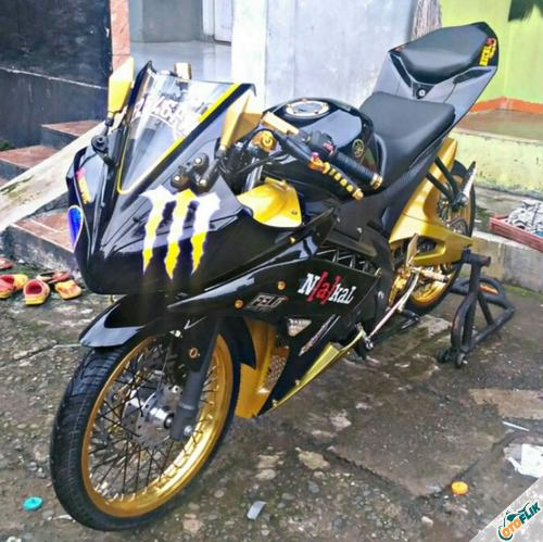 Modifikasi Yamaha R15 V3 Jari Jari 1