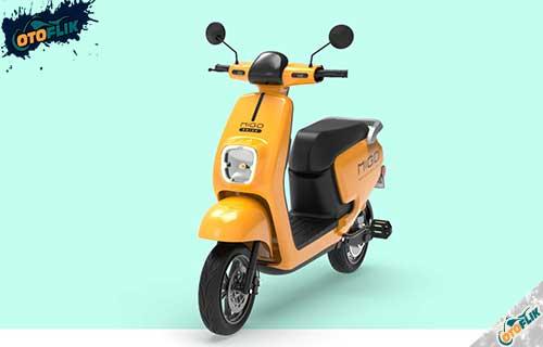 Motor Listrik Migo e-Bike