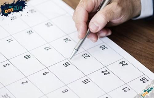 Mengatur Jadwal Berangkat dan Pulang