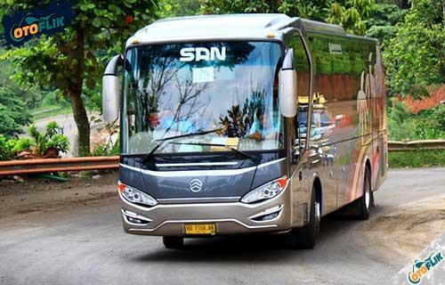 Perusahaan Otobus Terbaik di Indonesia