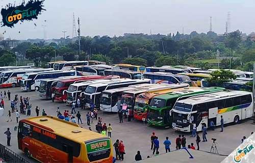 Tips Aman dan Nyaman Naik Bus