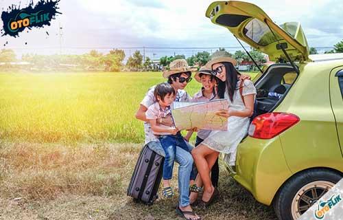 Tips Mudik Pakai Mobil Pribadi yang Aman dan Nyaman
