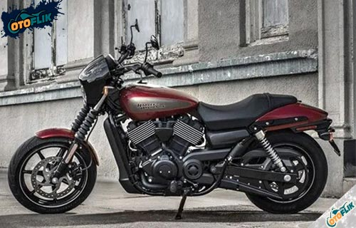 Harley Davidson HD Street 750
