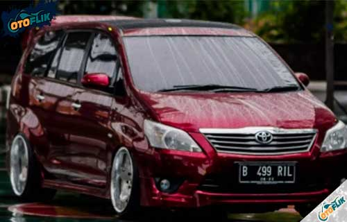 Modifikasi Toyota Innova Elegan 4