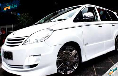 Modifikasi Toyota Innova Simple 3