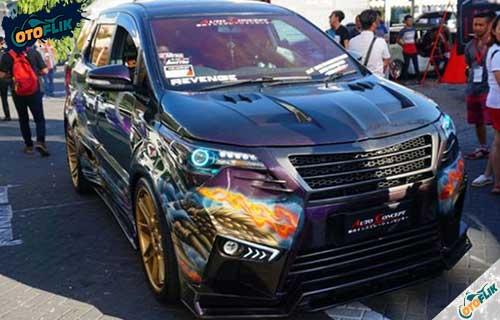 Modifikasi Toyota Innova Terbaru