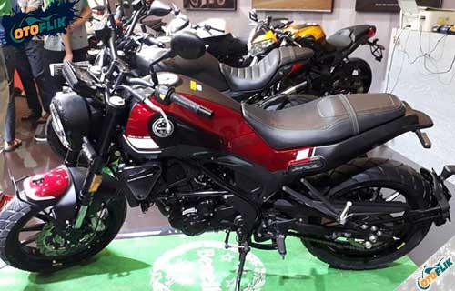 Beneli Leoncino 250 Merah