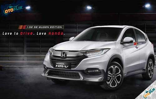 Harga Honda HR-V Mugen