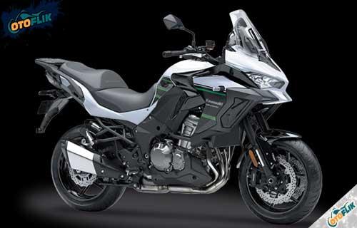 Kawasaki Versys 1000 White