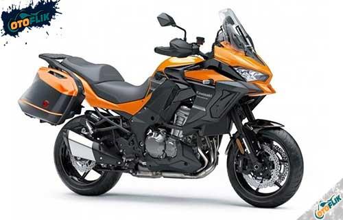 Skema Cicilan Kawasaki Versys 1000