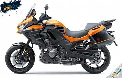 Spesifikasi Kawasaki Versys 1000