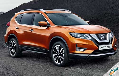 Spesifikasi Nissan New X-Trail