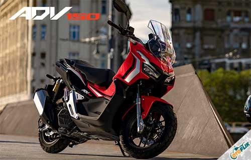 Spesifiksai dan Harga Motor Honda ADV 150