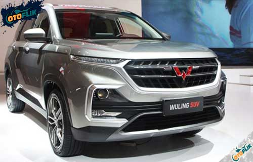 Wuling Almaz Exclusive