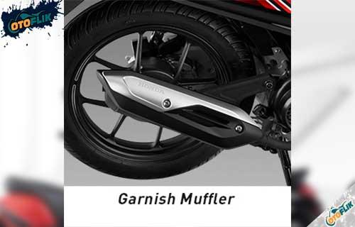 Garnish Muffler