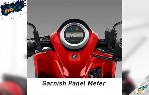Garnish Panel Meter