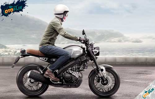 Harga Yamaha XSR155