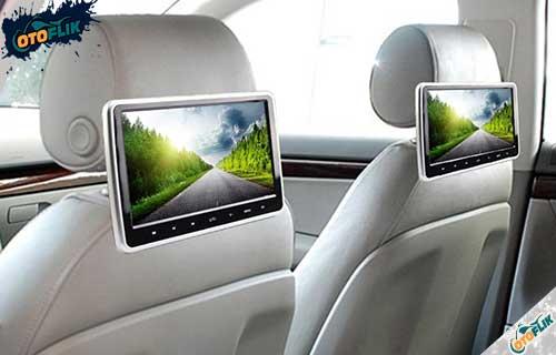Headrest Monitor Mobil