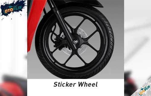 Sticker Wheel