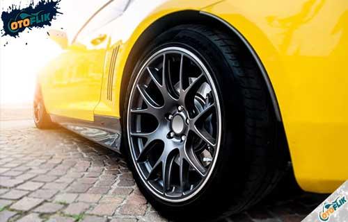 Cara Membersihkan Velg Mobil Dengan Mudah